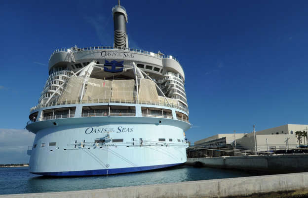 Royal Caribbean closes Sky Pad ride on two of its ships after $10