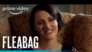 a close up of a person: Phoebe Waller-Bridge's BAFTA-winning comedy is back. Fleabag returns on May 17, 2019.  » SUBSCRIBE: http://bit.ly/PrimeVideoSubscribe » Fleabag Season 2 returns 05/17. Watch the current season with Prime Membership: http://bit.ly/FleabagPrimeVideo  About Prime Video: Want to watch it now? We've got it. This week's newest movies, last night's TV shows, classic favorites, and more are available to stream instantly, plus all your videos are stored in Your Video Library. Over 150,000 movies and TV episodes, including thousands for Amazon Prime members at no additional cost.  Get More Prime Video:  Stream Now: http://bit.ly/WatchMorePrimeVideo Facebook: http://bit.ly/PrimeVideoFB Twitter: http://bit.ly/PrimeVideoTW Instagram: http://bit.ly/AmazonPrimeVideoIG  Fleabag Season 2 - Official Trailer | Prime Video https://youtu.be/aX2ViKQFL_k  Prime Video https://www.youtube.com/PrimeVideo