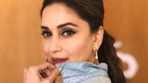 Madhuri Dixit Was Rejected By Doordarshan For A Show Because She Was