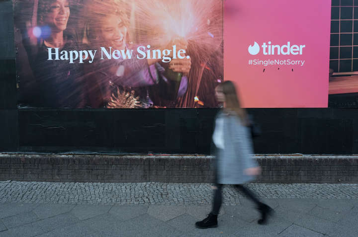 Tinder becomes the top-grossing, non-game app in Q1 2019, ending