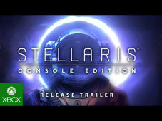 The universe is getting bigger every day! Paradox Development Studio is bringing the grand strategy genre to consoles for the first time ever! Stellaris: Console Edition is available now!
