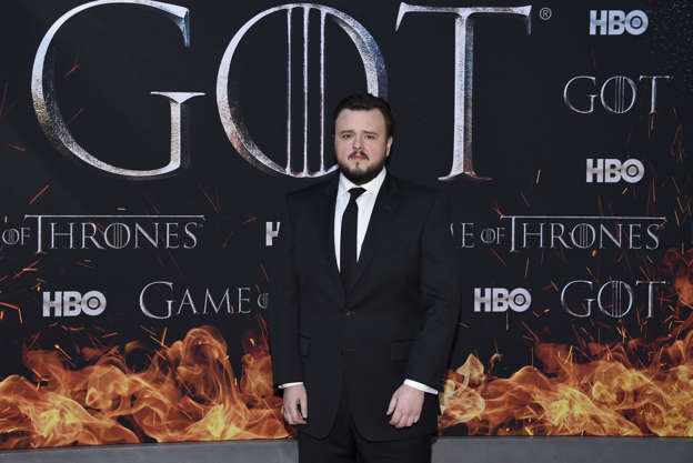 Game Of Thrones Star John Bradley Says Show Helped Him Cope With