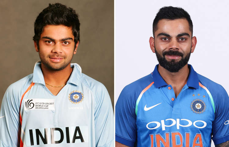 India S World Cup Captains And Vice Captains Then And Now