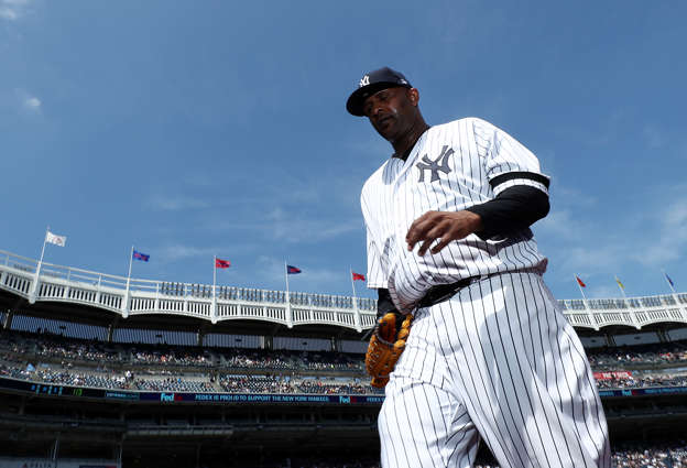 57c9b8a9abd Just what the doctor ordered ... CC Sabathia returns and delivers a strong  start as Yankees end skid with 4-0 win over White Sox