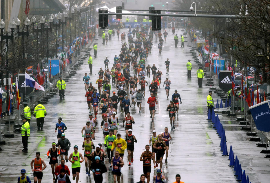 Here's everything you need to know about the 2019 Boston Marathon