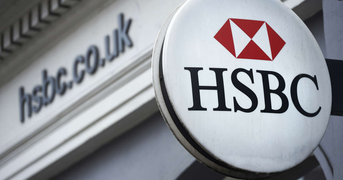 HSBC mobile banking app fails, leaving customers unable to access