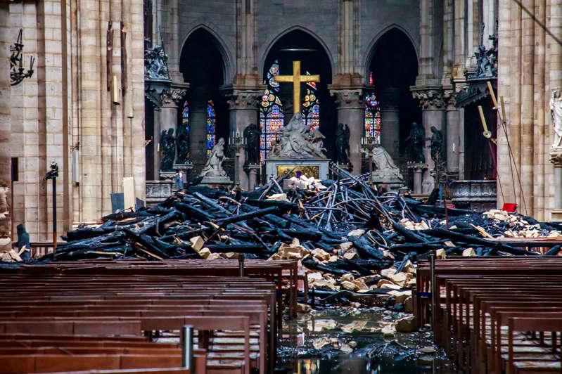 Saiba 8 curiosidades que talvez você não saiba Notre-Dame 1