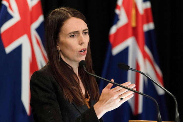 Prime Minister Jacinda Ardern announces details of inquiry into