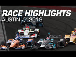 It was a historic day at Circuit of The Americas as INDYCAR raced the track for the first time. A rookie became the youngest winner in the sport, too, spoiling Will Power's shot at a $100,000 bonus.