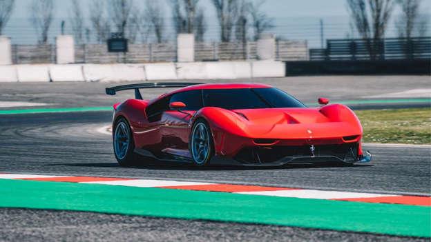 Ferrari P80/C Debuts Taking Cues From The Prancing Horse's