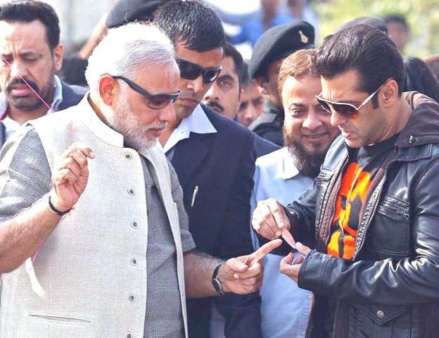 Is Salman Khan upset with PM Narendra Modi biopic? Aishwarya