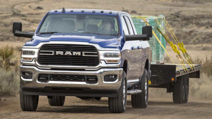 2019 Ram Heavy Duty Lone Star