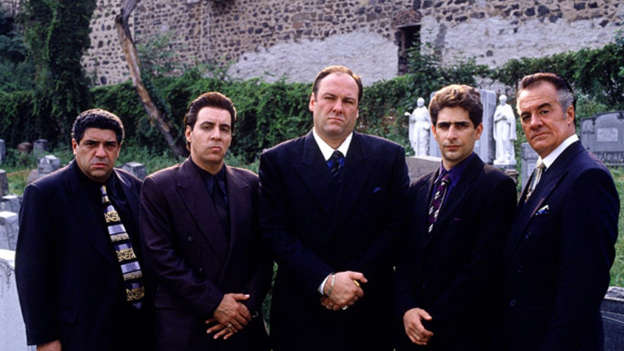 Eating With the Ghosts of 'The Sopranos'