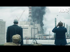 a man looking at the camera: On April 26, 1986, the Chernobyl Nuclear Power Plant in Ukraine, Soviet Union suffered a massive explosion that released radioactive material across Belarus, Russia and Ukraine and as far as Scandinavia and western Europe. Chernobyl dramatizes the story of the 1986 accident, one of the worst man-made catastrophes in history, and the sacrifices made to save Europe from the unimaginable disaster. Chernobyl premieres May 6 on HBO.  #HBO #Chernobyl  Subscribe to the HBO YouTube Channel: https://goo.gl/wtFYd7  Don't have HBO? Order Now: https://play.hbonow.com/  Get More HBO:  Get HBO GO: https://play.hbogo.com/ Like on Facebook: https://www.facebook.com/hbodocs Follow on Twitter: https://twitter.com/HBODocs Like on Instagram: https://www.instagram.com/hbo/ Subscribe on Tumblr: http://hbo.tumblr.com/ Official Site: http://www.hbo.com