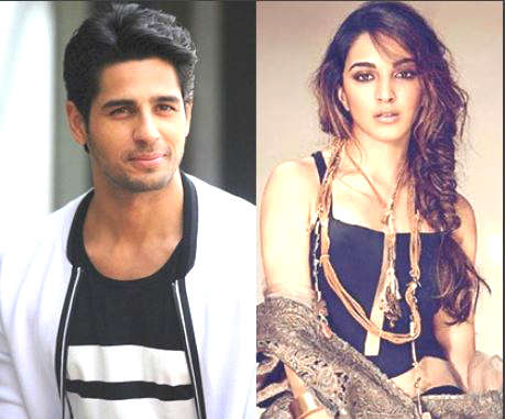 Kiara Advani was asked if she is dating Sidharth Malhotra  Here's