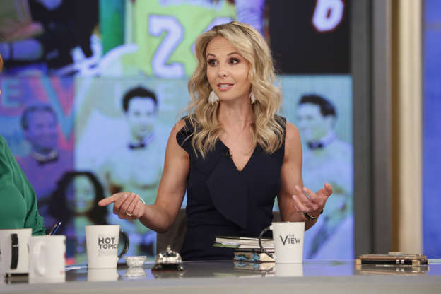 Elisabeth Hasselbeck Admits She Once Forgot Daughter's First