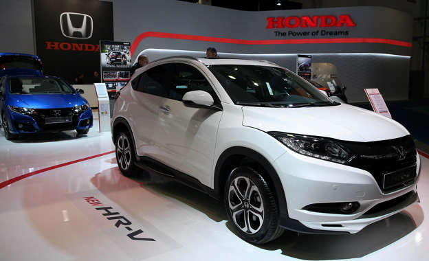 Honda HR-V Sport: the answer to a question nobody asked