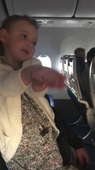 "Cutest ""Baby Shark"" ever on Southwest Airlines"