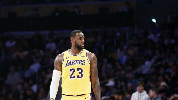 712708a2b2ce Opinion  LeBron s inaugural Lakers season ends as a complete bust