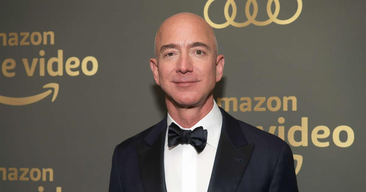 Saudi Arabia 'hacked Amazon chief's personal phone'