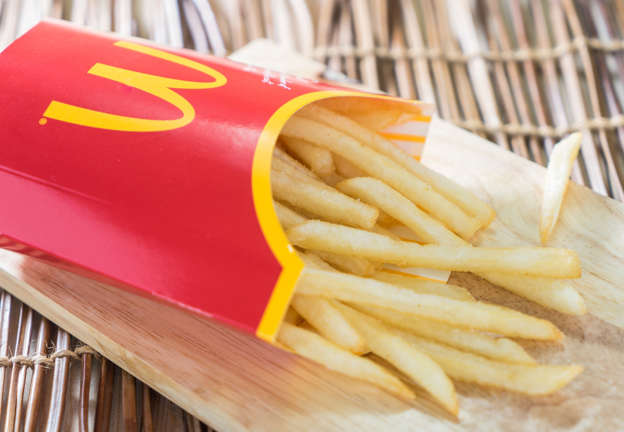 A McDonald's secret menu actually exists in the UK