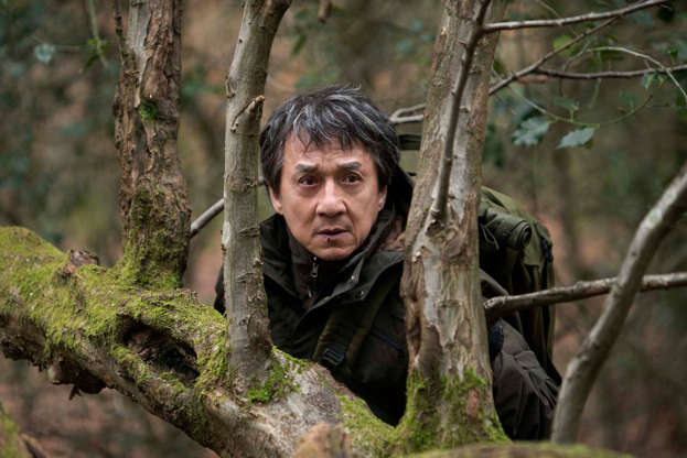 EXCLUSIVE: Jackie Chan calls himself 'a real 'b***ard' and