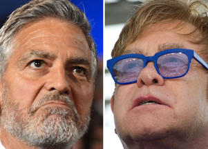 George Cloone and Elton John have both spoken out about Brunei's LGBT punishments.