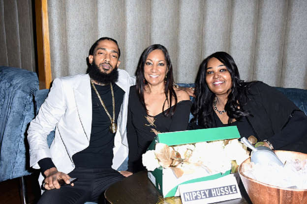 Nipsey Hussle's Sister Samantha Smith Pays Tribute to the