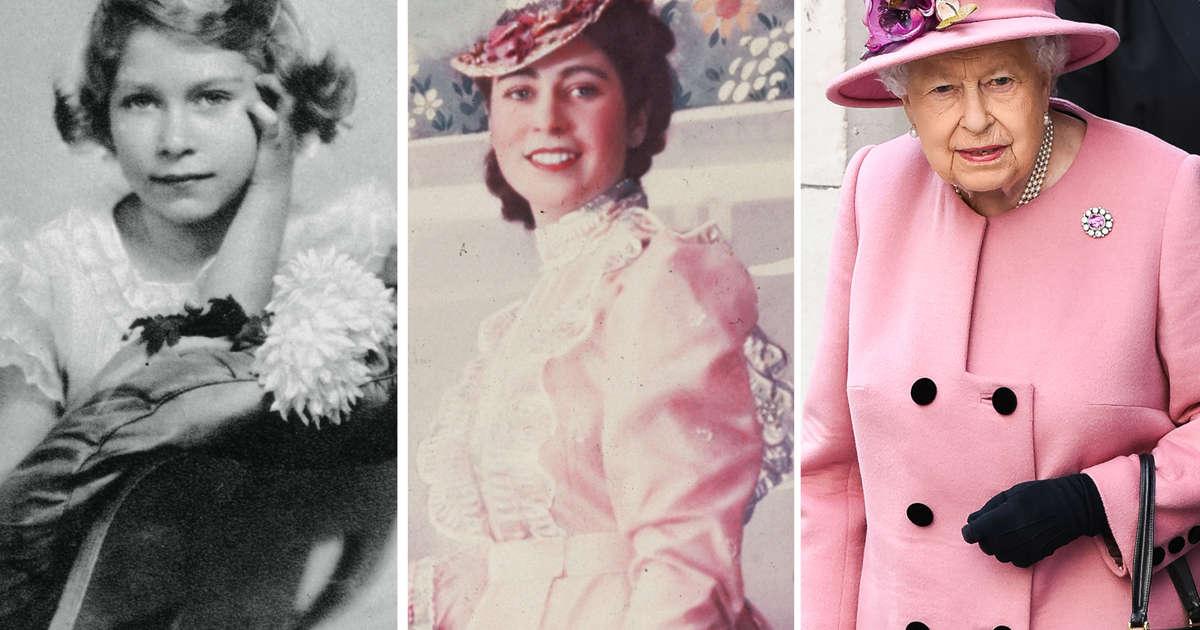En photos: la reine Elizabeth II à travers les années