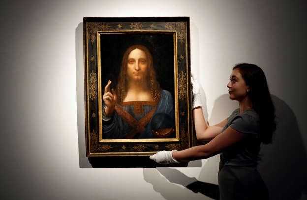 518d7822305a How a $1,000 Art-Auction Bet Turned Into a $450 Million 'Da Vinci'
