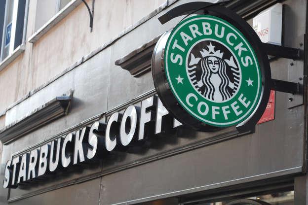 幻灯片 6 - 1: Starbucks Coffee   (Photo by Lewis Stickley/PA Images via Getty Images)