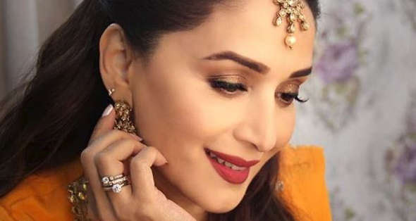 Madhuri Dixit Was Rejected By Doordarshan For A Show Because