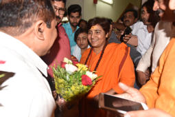 I'm sure to win elections: Sadhvi Pragya