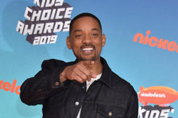 US actor Will Smith arrives for the 32nd Annual Nickelodeon Kids' Choice Awards at the USC Galen Center on March 23, 2019 in Los Angeles. (Photo by Chris Delmas / AFP)        (Photo credit should read CHRIS DELMAS/AFP/Getty Images)