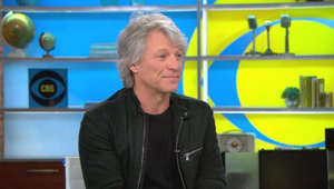 "Jon Bon Jovi looking at the camera: Bon Jovi finds hope in ""Unbroken,"" new song honoring veterans"