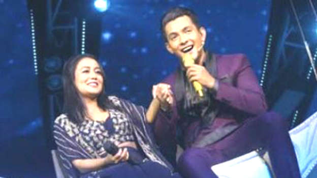 Indian Idol 11: Neha Kakkar Slips And Falls On Stage While