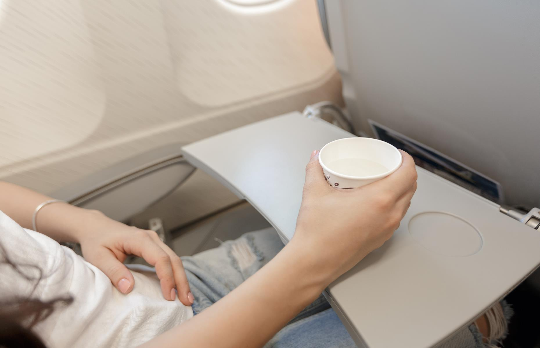 """Slide 19 of 63: """"From a safety perspective, [upright seats for take-off and landing] are for a 'just in case' emergency scenario,"""" says Leandi. """"If the seat's reclined, it's harder for you to get up and out of your seat, and that extra second per person can be a matter of life or death. Also bear in mind that a reclined seat, especially in economy class, impacts on the space the person behind you has. If you make it awkward for them to get out by reclining your seat, you're potentially risking their life in an emergency landing situation."""""""