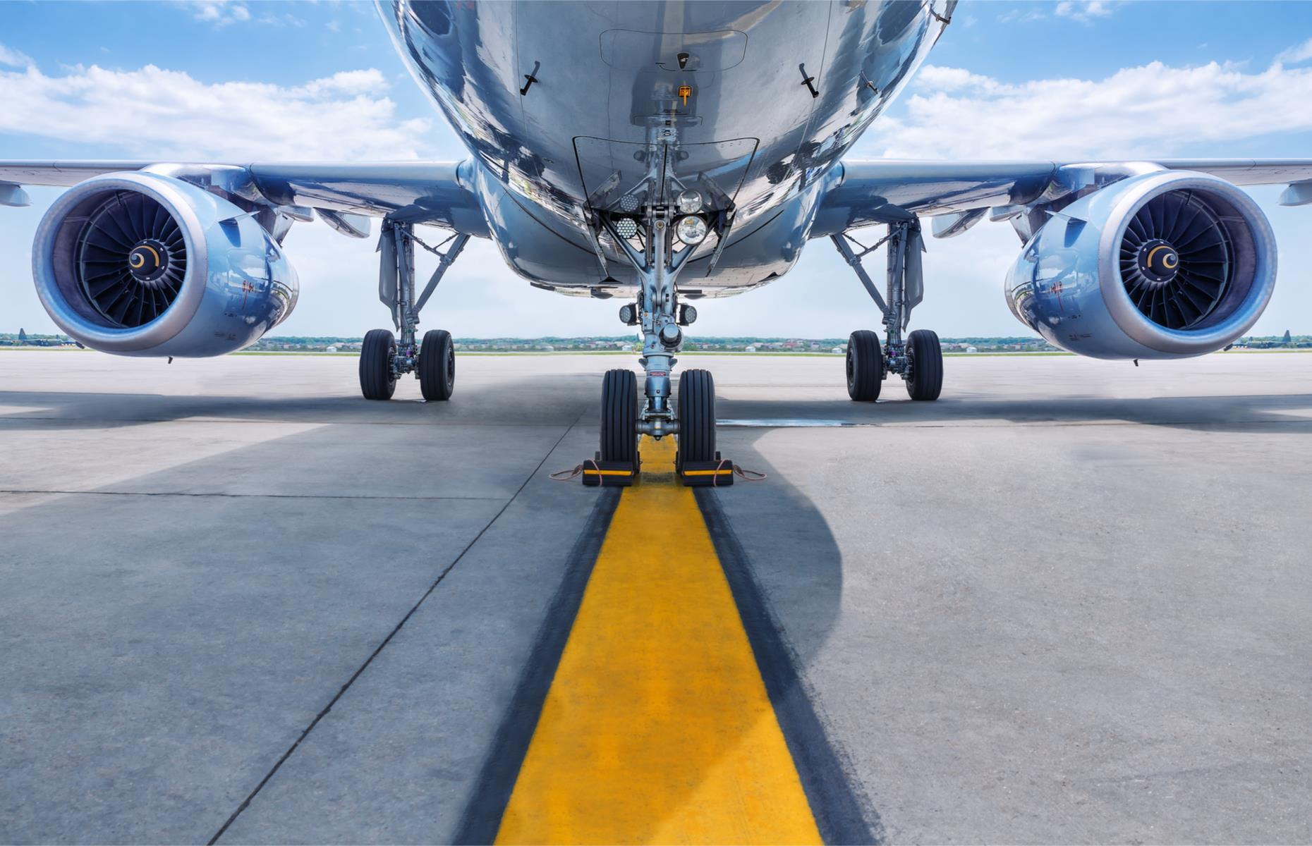 """Slide 22 of 63: """"Airlines and airports like to be 'friendly neighbors',"""" says Pete ofSurf Air. """"Power is reduced as soon as it can be to reduce noise. An aircraft needs a lot of power from the engines to get off the ground but once airborne the amount of power needed can be reduced – the climb to cruising altitude will normally be much less steep than take-off."""""""