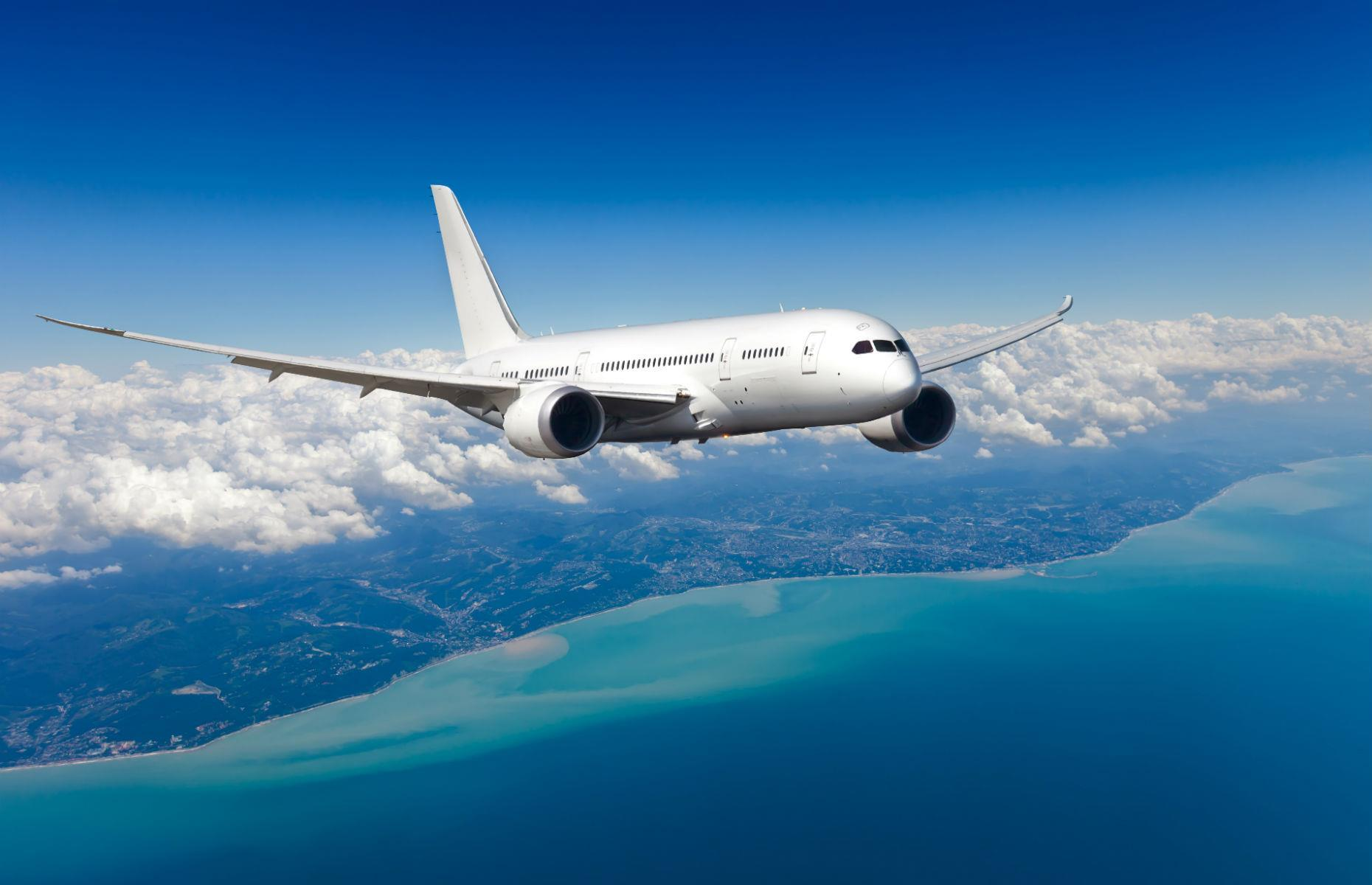 Slide 49 of 63: If money is no object, a basic Boeing jetliner starts at a mere $82.4 million (£64.1m). However, for those with deep pockets, the 787 Dreamliner starts at $229.5 million (£178.5m). Costs vary on the number of aisles you want, seats and how much fuel the plane can carry. Better start saving now.