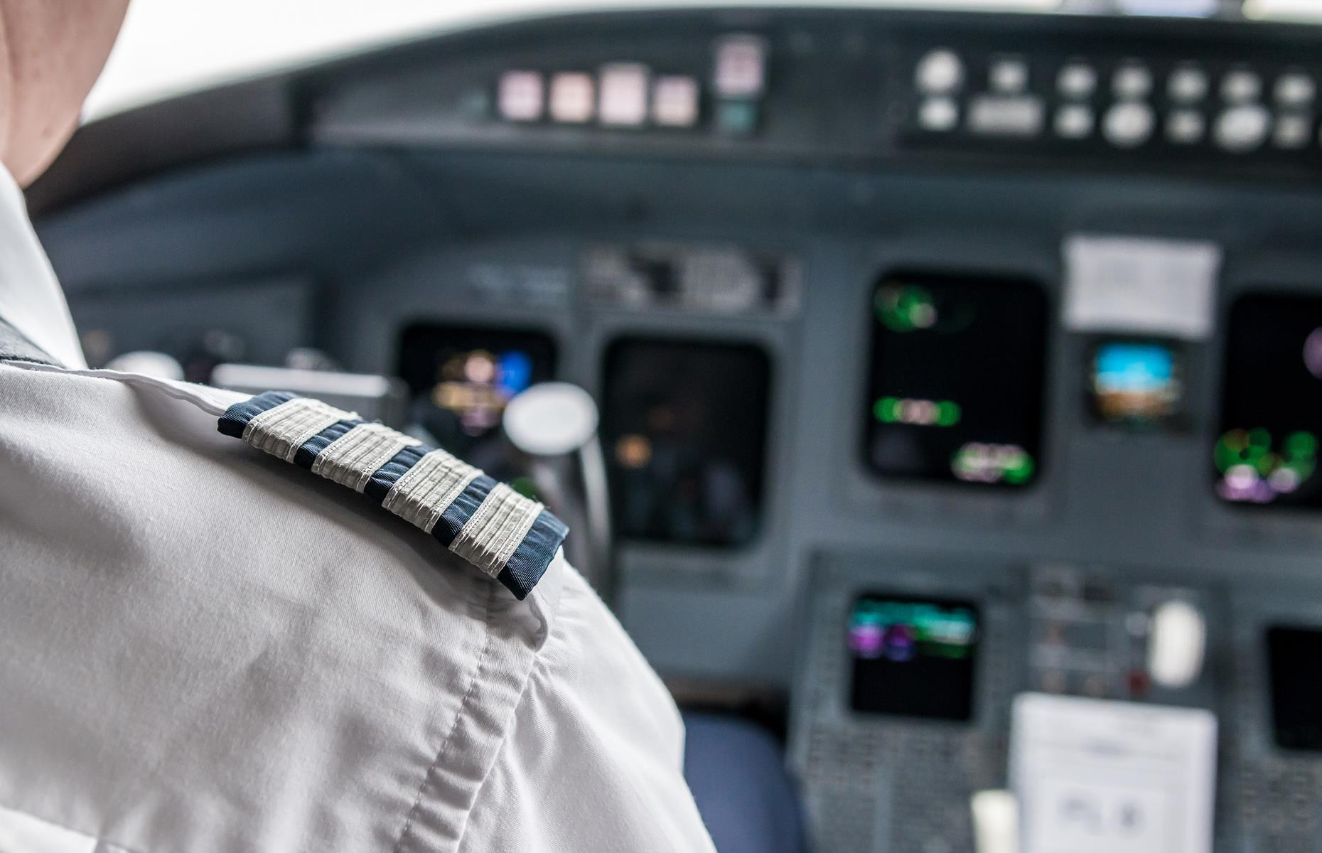 Slide 10 of 63: There's no need to panic about this one.It's known as controlledor in-seatrest,and it means that one pilot will snooze (usually for no longer than about 45 minutes)while their co-pilot takes full responsibility of the controls. The resting period will be agreed in advance (during times of low activity),and the co-pilot will be properly briefed and the rest of the crew should be informed.