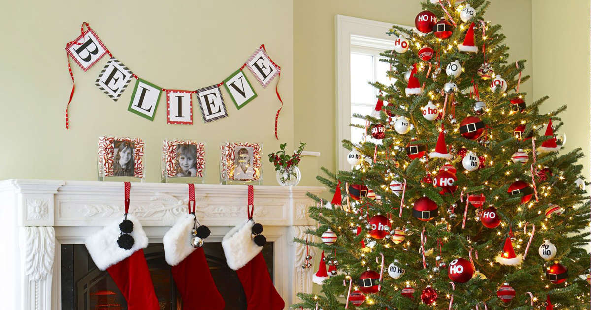 56 Easy Christmas Tree Decorating Ideas That Ll Upgrade Your