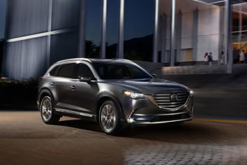 Research 2020                   MAZDA CX-9 pictures, prices and reviews