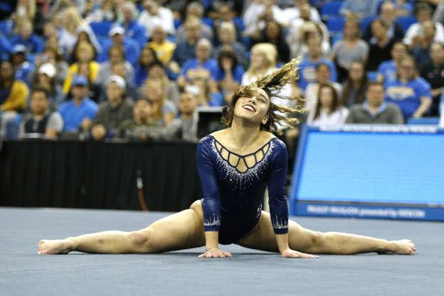 Viral Ucla Gymnast Katelyn Ohashi Was Incredible In The Final