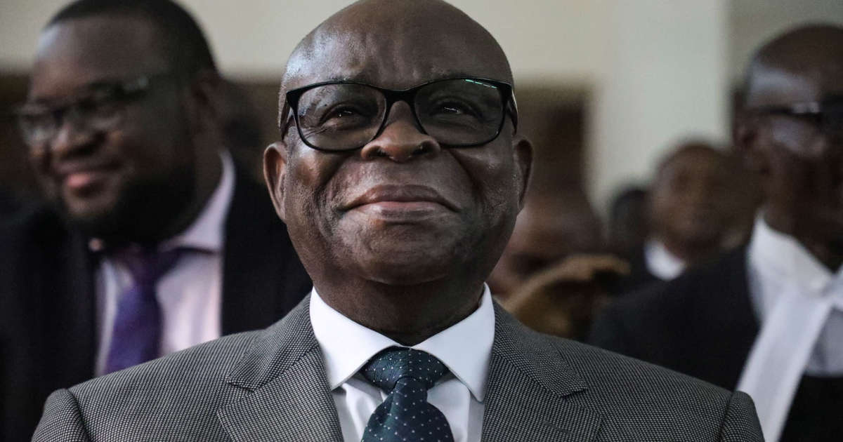 Justice Onnoghen's name reportedly removed from NJC members' list