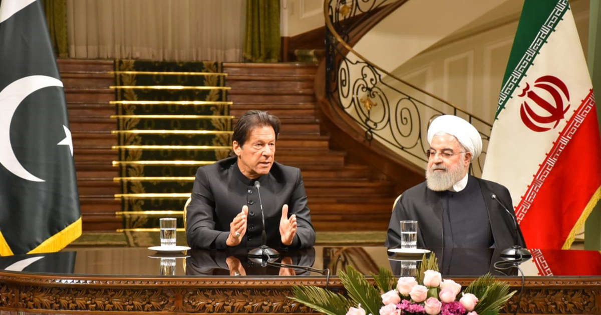 No third country can affect Iran-Pakistan ties: Rouhani