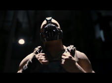 a man sitting in a dark room: Epic Fight Scene Between Batman and Bane In The Dark Knight Rises , Enjoy! I don't own anything in this clip, only for entertainment purposes.