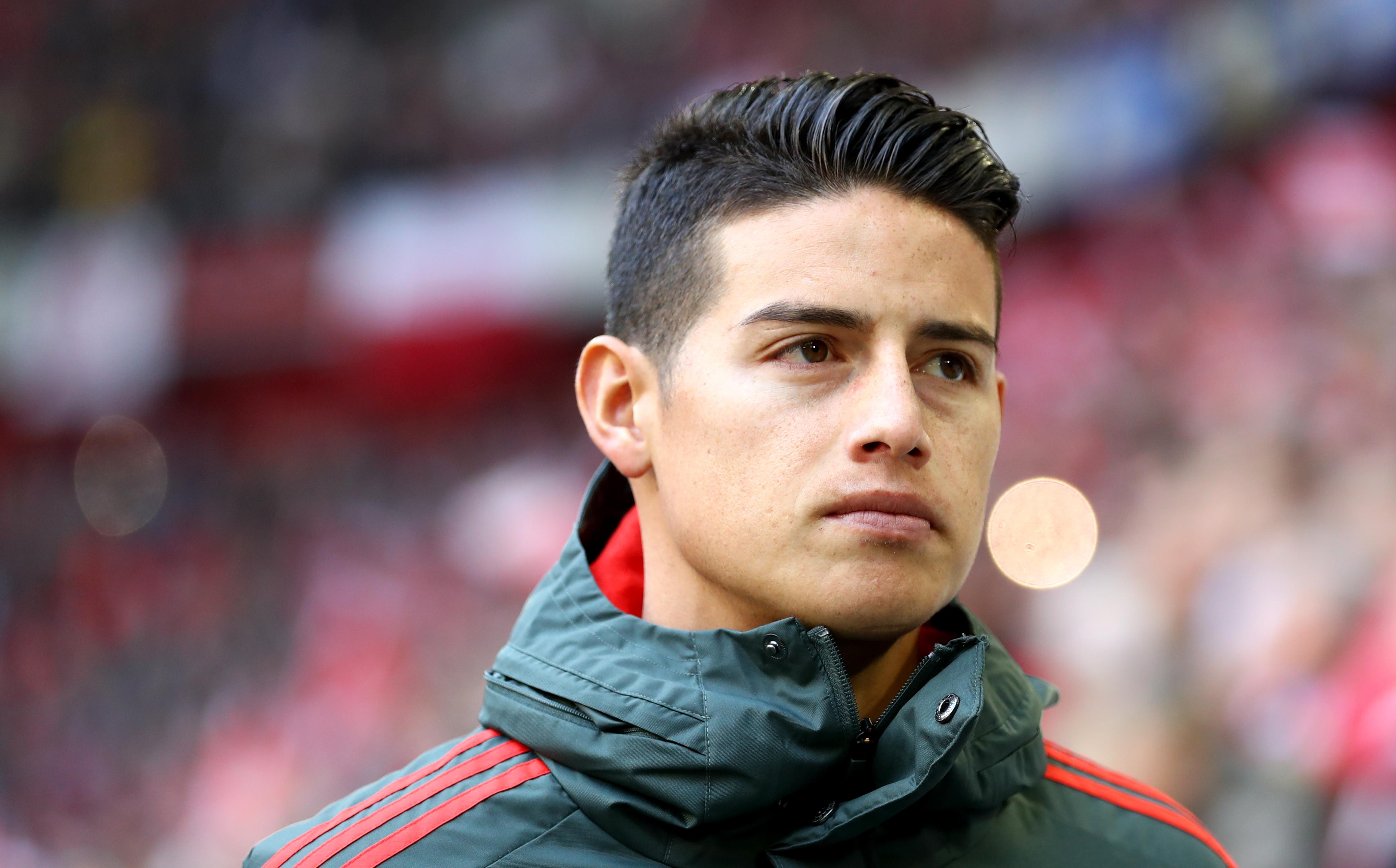 James Rodriguez Edges Closer to Real Madrid Return After