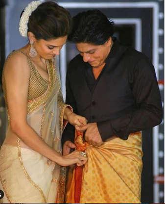 Shah Rukh Khan: Attitude towards female actors undergoing a