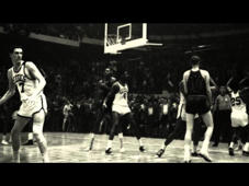 "a group of baseball players standing on a court: On Wednesday, April 15th, one of the most iconic plays in NBA history celebrates its 50th anniversary.   With five seconds left and the Boston Celtics clinging to a one point lead over Wilt Chamberlain's Philadelphia 76ers in Game 7 of the 1965 Eastern Conference Finals, John Havlicek achieved basketball immortality.  In this special look back at that moment, viewers will see why the play was so special, and why, through one of the most famous calls in sports history, ""Havlicek Stole the Ball"" lives on to this day. Courtesy: The Boston Globe, April 16 © 1965, 2005. The Boston Globe. Used under License   About the NBA:  The NBA is the premier professional basketball league in the United States and Canada. The league is truly global, with games and programming in 215 countries and territories in 47 languages, as well as NBA rosters at the start of the 2014-15 season featuring a record 101 international players from 37 countries and territories. For the 2014-15 season, each of the league's 30 teams will play 82 regular-season games, followed by a postseason for those that qualify.   The NBA consists of the following teams: Atlanta Hawks; Boston Celtics; Brooklyn Nets; Charlotte Hornets; Chicago Bulls; Cleveland Cavaliers; Dallas Mavericks; Denver Nuggets; Detroit Pistons; Golden State Warriors; Houston Rockets; Indiana Pacers; Los Angeles Clippers; Los Angeles Lakers; Memphis Grizzlies; Miami Heat; Milwaukee Bucks; Minnesota Timberwolves; New Orleans Pelicans; New York Knicks; Oklahoma City Thunder; Orlando Magic; Philadelphia 76ers; Phoenix Suns; Portland Trail Blazers; Sacramento Kings; San Antonio Spurs; Toronto Raptors; Utah Jazz; Washington Wizards.   The NBA offers real time access to live regular season NBA games with a subscription to NBA LEAGUE PASS, available globally for TV, broadband, and mobile.  Real-time Stats, Scores, Highlights and more are available to fans on web and mobile with NBA Game Time.    For more information, as well as all the latest NBA news and highlights, log onto the league's official website at http://www.NBA.com   Subscribe on YouTube:                        http://www.youtube.com/nba Subscribe to NBA LEAGUE PASS       http://www.nba.com/leaguepass Download NBA Game Time                 http://www.nba.com/mobile Like us on Facebook:                           http://www.facebook.com/nba Follow us on Twitter:                            http://www.twitter.com/nba Follow us on Instagram:                       http://www.instagram.com/nba Follow us on Tumblr                             http://nba.tumblr.com Shop for NBA Gear:                              http://store.nba.com"