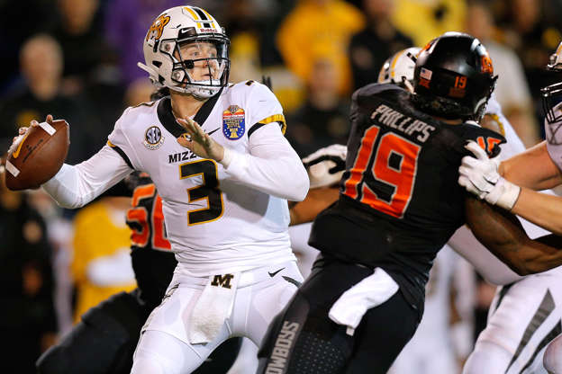 NFL mock draft for second round: Could Patriots look at QBs